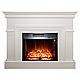 Современный пристенный каминокомплект ArtiFlame SENATOR AF26 режим 3D имитации пламени и обогрева, фото 3