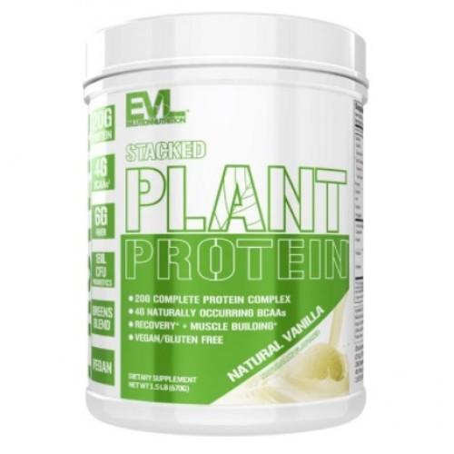 Растительный протеин Evlution Nutrition STACKED PLANT Protein 680g