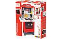 Интерактивная кухня Тефаль Мастер-Шеф Smoby MiniTefal Cooktronic с аксесс.,со звук. и свет. эффек, красная, 3+, фото 4