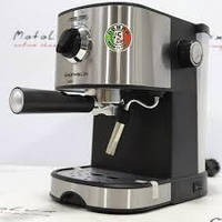 Кофеварка эспрессо grunhelm gec17 auto off