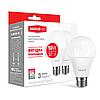 Набір LED ламп MAXUS A60 10W тепле світло E27 (по 2 шт.) (2-LED-561-01)