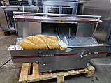 Хлеборезка  Schickard TS/38 plus  настольная, с регулируемым размером ломтя 5-25мм б/у Германия, фото 2