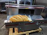 Хлеборезка  Schickard TS/38 plus  настольная, с регулируемым размером ломтя 5-25мм б/у Германия, фото 3