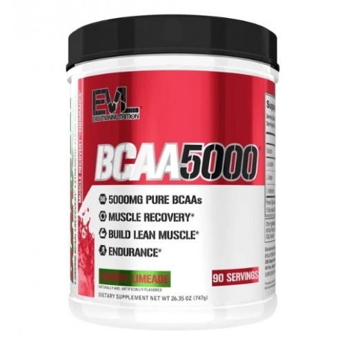 Амінокислоти Evlution Nutrition BCAA 5000 747g
