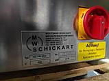 Хлеборезка  Schickard TS/38 plus  настольная, с регулируемым размером ломтя 5-25мм б/у Германия, фото 7