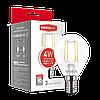 LED лампа MAXUS (filam), G45, 4W, тепле світло,E14 (1-LED-547-01)