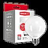LED лампа MAXUS G95 12W тепле світло 220V E27 (1-LED-901)