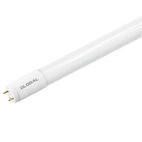 LED лампа GLOBAL T8, 8W, 60 см, холодный свет, G13,(0860-01)