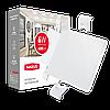 Світильник врізний MAXUS SP edge 6W, 4100К (квадрат)