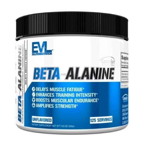 Бета-аланін Evlution Nutrition Beta Alanine 200g БЕЗ СМАКУ