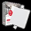 Світильник врізний MAXUS SP edge 36W, 4100К (квадрат)