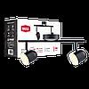 Спотовий світильник MAXUS MSL-01C 2x4W 4100K чорний