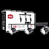 Спотовий світильник MAXUS MSL-01C 3x4W 4100K чорний