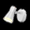 Спотовий світильник MAXUS MSL-02C 4W 4100K білий