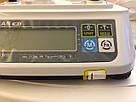 Весы фасовочные CAS SW-II-6D (6 кг, 1/2 г) два дисплея, фото 8