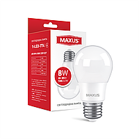 LED лампа MAXUS A55 8W 4100K 220V E27 (1-LED-774)