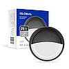 Антивандальний LED-світильник GLOBAL GBH 07 20W 5000K графіт (коло)