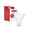 Лампа світлодіодна MAXUS 1-LED-717 5W MR16 3000K 220V GU10