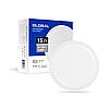 Антивандальний LED-світильник GLOBAL GBH 02 15W 5000K (коло)