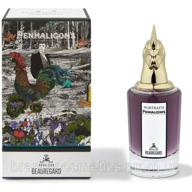 Чоловіча парфумована вода Penhaligon's Monsieur Beauregard 75 мл
