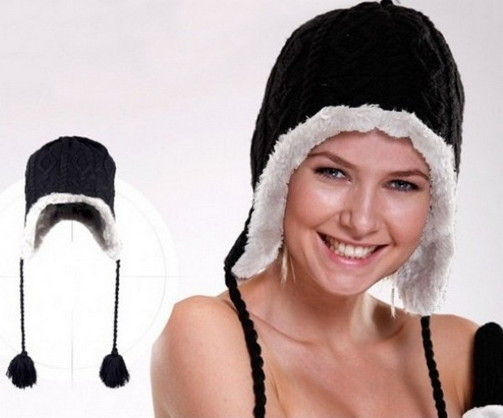 Зимняя шапка AL7972-10