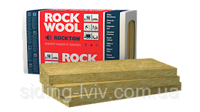 Мінеральна вата Rockwool Rockton 100 мм