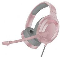 Наушники Baseus GAMO Immersive Virtual 3D Game Pink