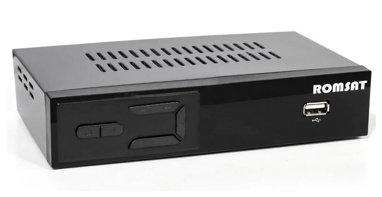 Цифровая приставка ROMSAT T8030HD DVB-T2
