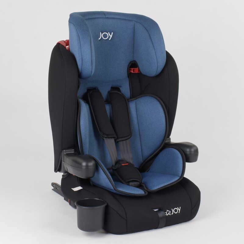 Детское автокресло JOY 25790 (1) система ISOFIX, универсальное, группа 1/2/3, вес ребенка от 9-36 кг