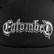 Бейсболка ENTOMBED Logo, фото 3