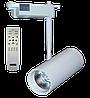 Трековий світлодіодний світильник Feron AL103 30w (білий)