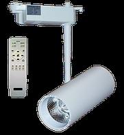 Трековий світлодіодний світильник Feron AL103 30w (білий), фото 1