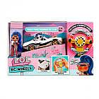 Игровой набор с машинкой на радиоуправлении L.O.L. Surprise! серии J.K. – Кабриолет 569398, фото 6