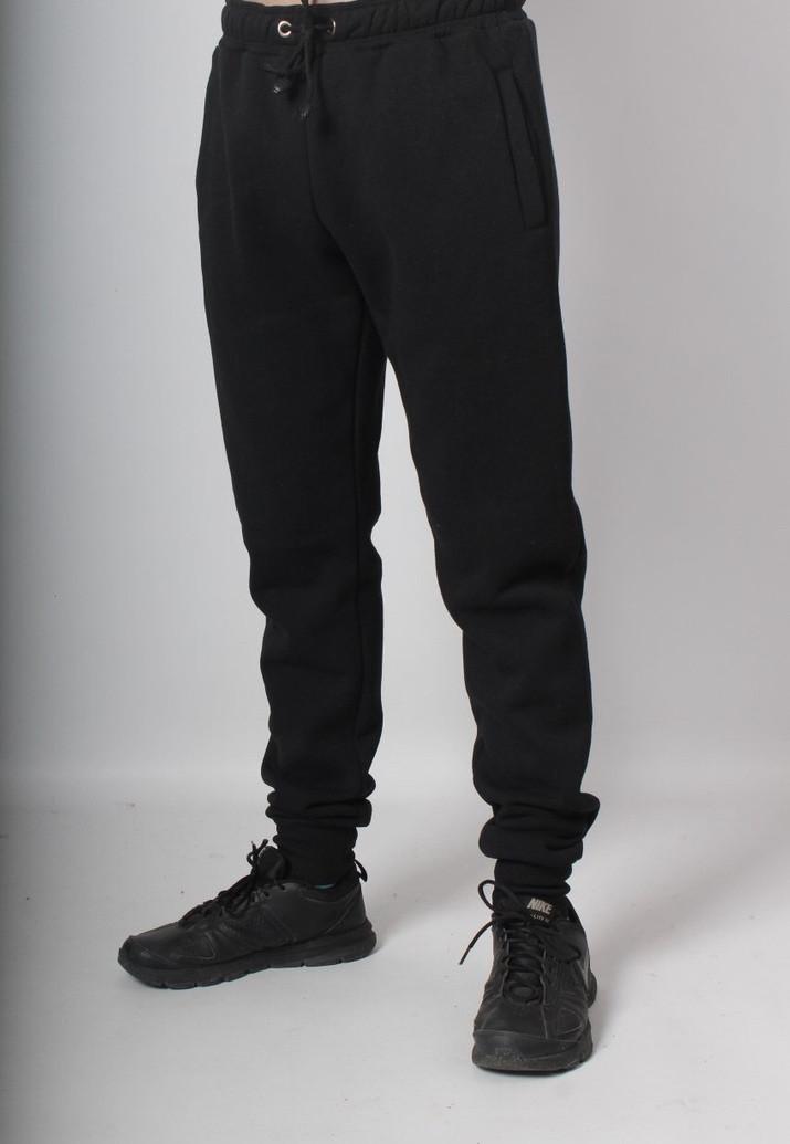 Спортивные брюки мужские Good Idea S Черные (MD00113)
