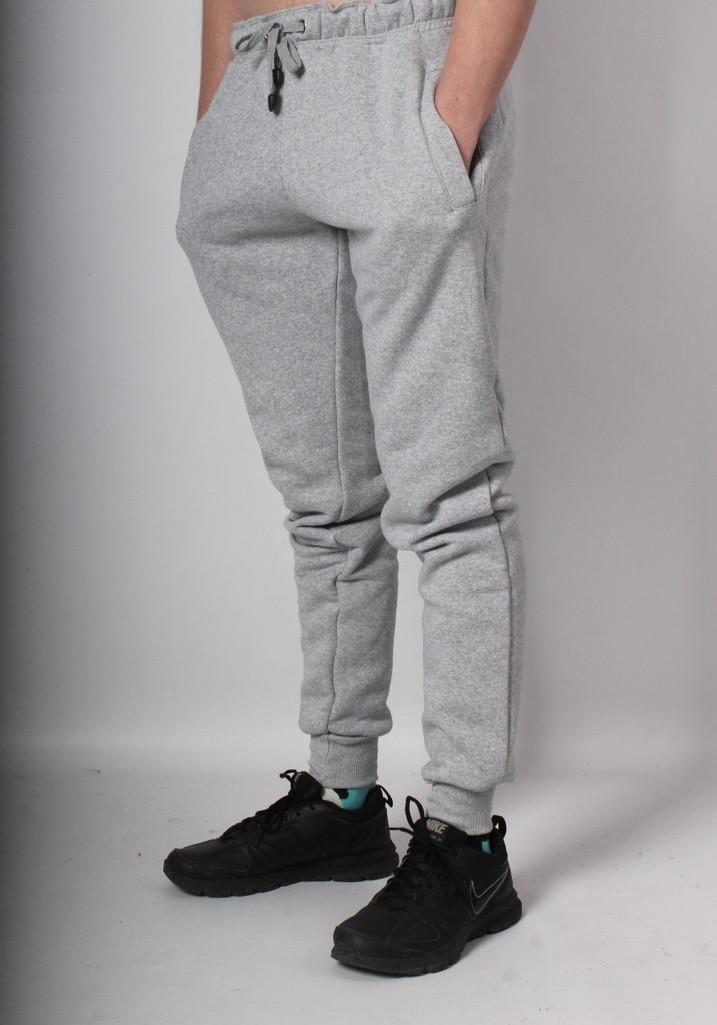 Спортивные брюки мужские Good Idea XL Серые (MD00120)