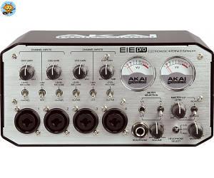 Аудиоинтерфейс Akai Eiepro USB 4х4