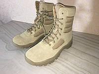Ботинки тактические Великобритания. Берцы кожаные EXC Trooper 8.0.