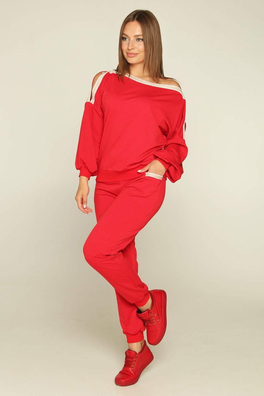Спортивный костюм Moonlight S Красный (Vasabi6)