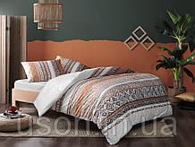 Комплект постельного белья полуторный размер TAC ранфорс  DARIA TABA