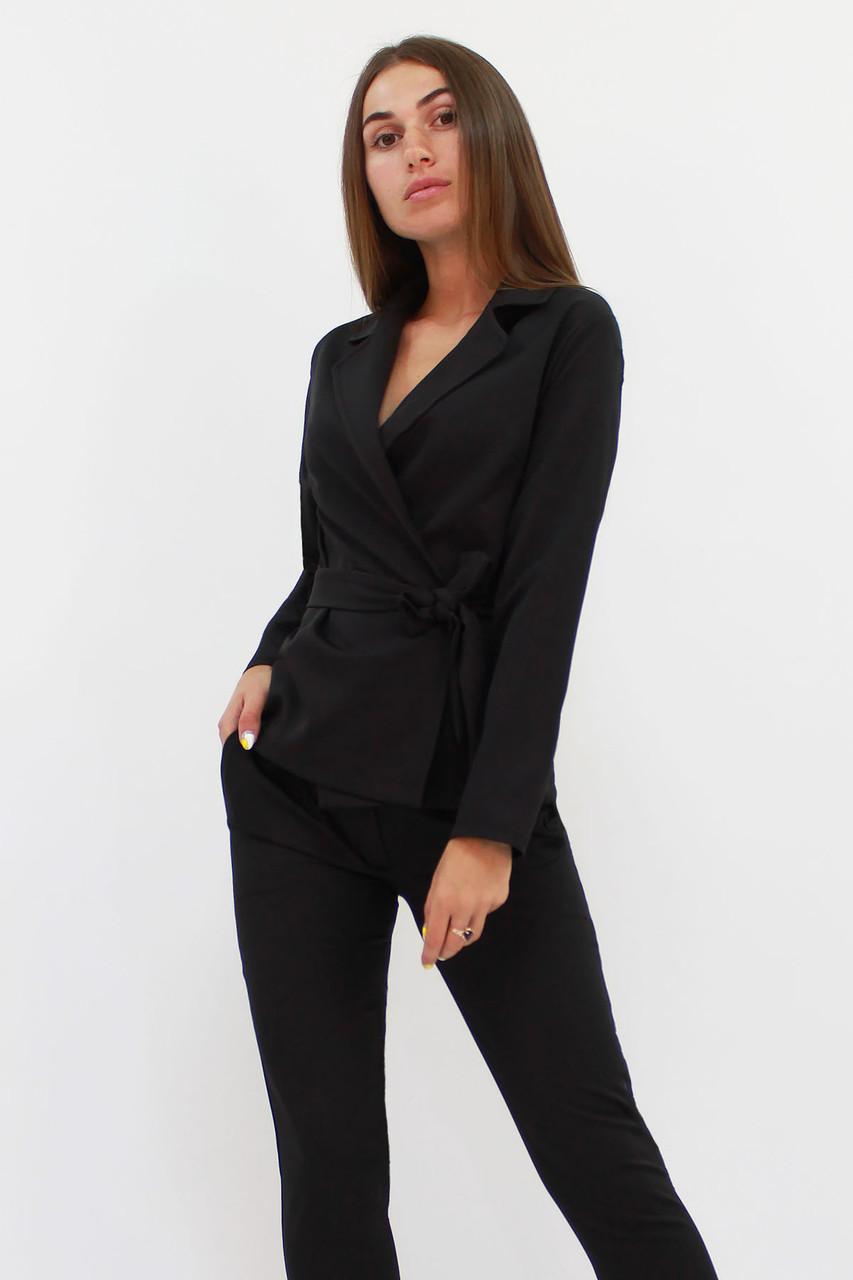Молодежный женский костюм Astrid, черный