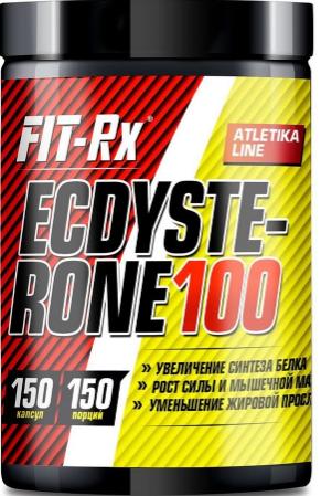 Fit-Rx Ecdysteron 100 (Фіт-Ерікс Экдистерон)
