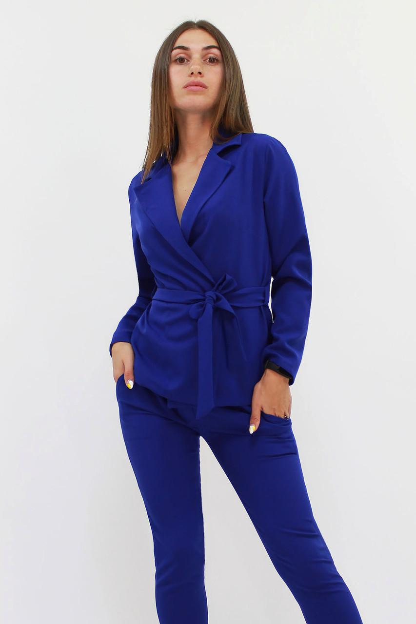 Молодежный женский костюм Astrid, синий