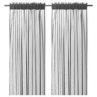 IKEA GJERTRUD ГЕРТРУД (304.647.72) Гардини, 1 пара 145x300 см