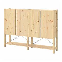 IKEA IVAR ІВАР (493.909.79) 2 секції/полиці/шафа 174x30x124 см