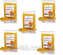 Горячий пленочный воск в гранулах 500 гр - 5 пакетов по 100 гр на выбор .Натуральный