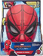 Інтерактивна маска від Hasbro - Людина Павук, фото 1