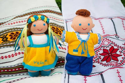 Игрушка Украина