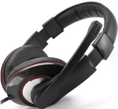 Ігрові навушники з мікрофоном і LED підсвічуванням VIPBEN GH-703