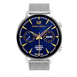 Смарт-часы DT96 с тонометром и спорт функциями + дополнительный ремешок - Серебро, фото 2