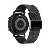 Смарт-часы DT96 с тонометром и спорт функциями + дополнительный ремешок - Черный, фото 5